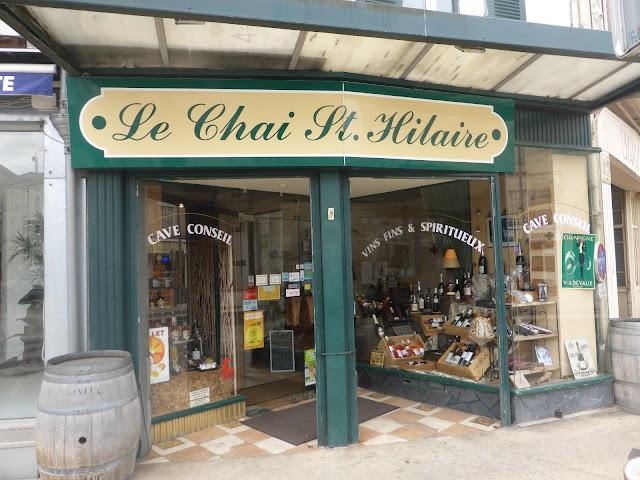 Caviste-Le Chai Saint-Hilaire