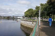 Arthur's Quay Park, Limerick, Ireland