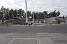 Plaza De Las Banderas, Neuquen, Argentina