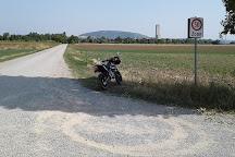Heidentor gate, Petronell-Carnuntum, Austria