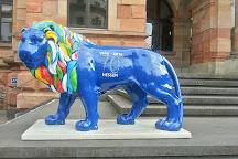 Neues Rathaus, Wiesbaden, Germany