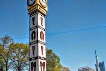 Laima Clock, Riga, Latvia