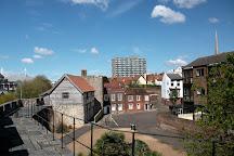 Southampton Town Walls, Southampton, United Kingdom
