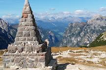 Monte Piana, Misurina, Italy