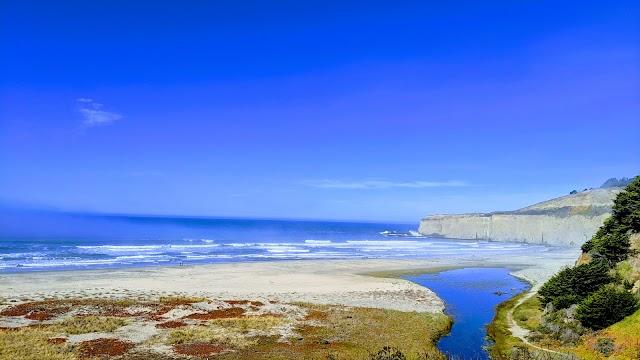Tunitas Creek Beach Hmb Ca