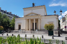 Eglise Sainte Marie des Batignolles, Paris, France