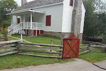 Leslie Morris Park on Fort Hill, Frankfort, United States