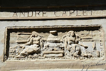 Cimetiere de Montmartre, Paris, France