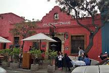 Patio Bellavista, Santiago, Chile