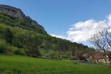 La Cascade d'Autoire, Autoire, France