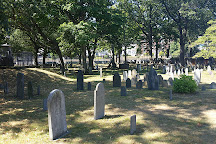 Hancock Cemetery, Quincy, United States