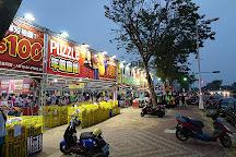 Jin-Zuan Night Market, Kaohsiung, Taiwan