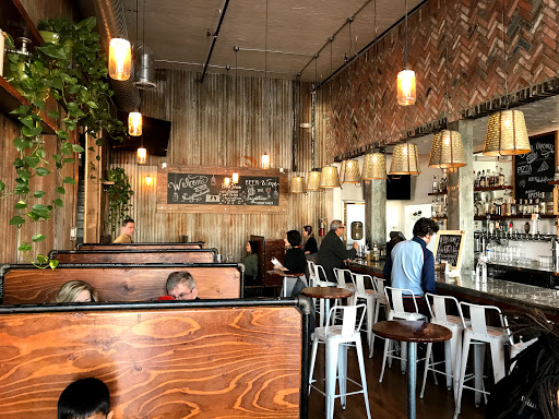 Sage Plant Based Bistro and Brewery Echo Park