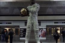 John Swigert memorial statue, Denver, United States
