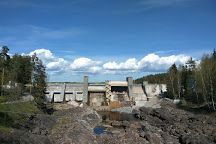 Imatrankoski, Imatra, Finland