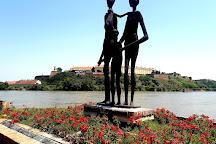 Monument to the Victims of the Raid, Novi Sad, Serbia
