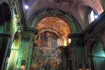 Chiesa San Lorenzo in Panisperna, Rome, Italy