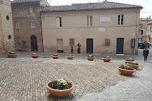 Casa Leopardi, Recanati, Italy