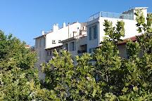 Plage de la Gravette, Antibes, France