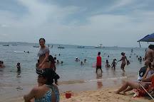 Praia do Porto da Barra, Salvador, Brazil