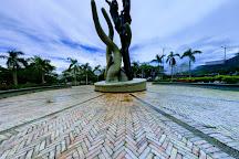 Parque Fundadores, Villavicencio, Colombia