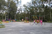 Chkalov Park, Yekaterinburg, Russia