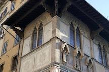 Loggia del Grano, Florence, Italy
