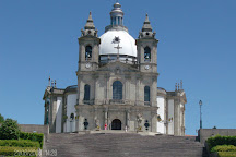 Sameiro Sanctuary, Braga, Portugal