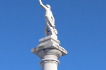 Ethan Allen Statue, Montpelier, United States