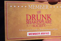 Drunk Shakespeare, New York City, United States