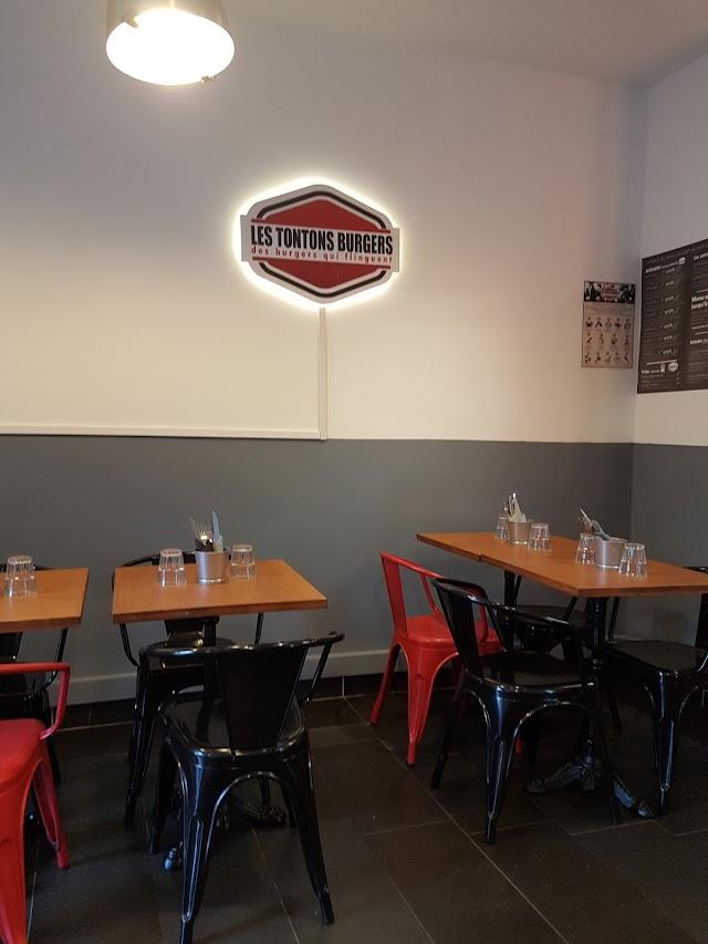 Les Tontons Burgers (Montchat)