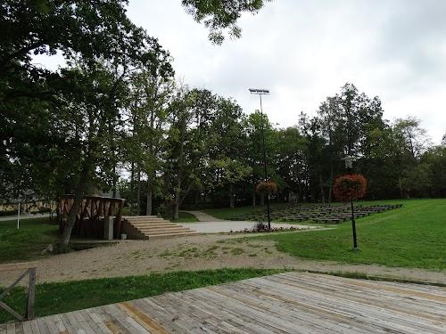 Dundaga Castle Park