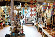 Moozart Wood Art Shop, Matala, Greece