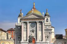 Basilica di Maria Ausiliatrice, Turin, Italy