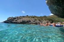 Cala Bianca Beach, Marina di Camerota, Italy