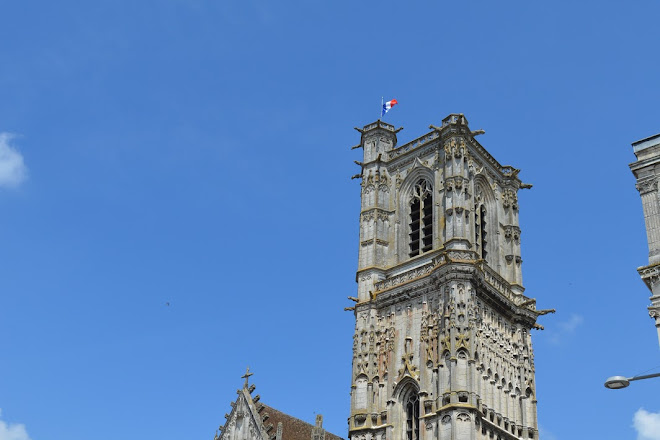 Collegiale Saint-Martin, Clamecy, France
