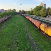 Железнодорожная станция  Belz Orasch