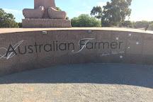 The Australian Farmer, Wudinna, Australia