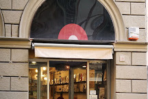 Rock Bottom records, Florence, Italy