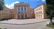Таганрогский политехнический институт-филиал ДГТУ/ Таганрогский политехнический колледж, улица Фрунзе на фото Таганрога