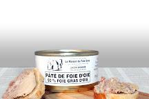 La Maison du Foie Gras, Domme, France