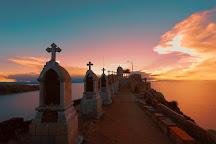Cerro Calvario, Copacabana, Bolivia