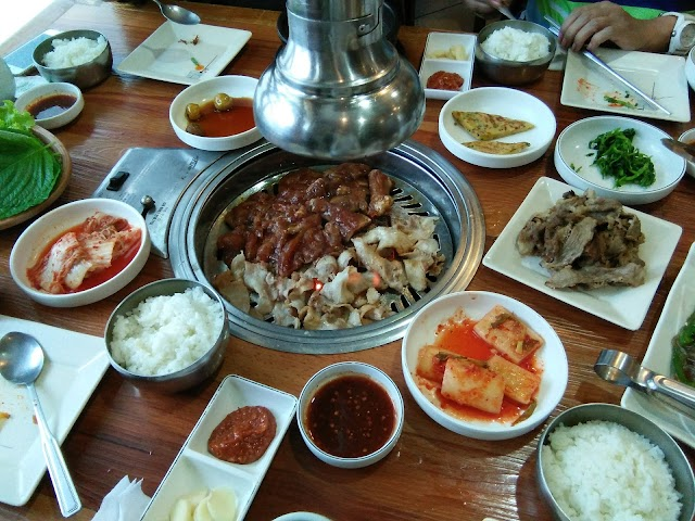 Ye Dang Korean Restaurant