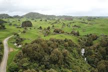 Waitanguru Falls, Piopio, New Zealand