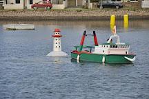 Le Port Miniature, Perros-Guirec, France