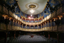 New Theatre, Budapest, Hungary