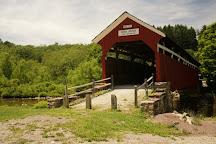 Kings Covered Bridge, Somerset, United States