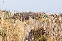 Plage de l'Almanarre, Hyeres, France