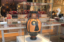 Agora art gallery, Mycenae, Greece