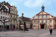 Alexiusbrunnen, Rastatt, Germany